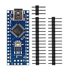 cheap -Mini USB Nano 3.0 Atmega328P Development Board Parts for Arduino