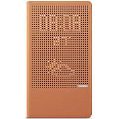 olcso Huawei tokok-Huawei P8 max burkolata állvánnyal lepattintható auto sleep / wake up teljes test esetében egyszínű kemény PU bőr