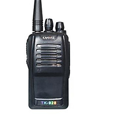 olcso Walkie Talkies-TK-928 Walkie Talkie Hordozható Vészriasztás Energiatakarékos funkció HANG CTCSS/CDCSS Szkennelés Megfigyelés FM Rádió 16 1300.0 5 Kézi