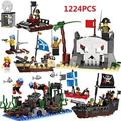 Legolar Eğitici Oyuncak Oyuncaklar Gemi Unisex Parçalar