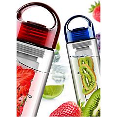 الفاكهة غرس إنفوسر شاكر زجاجة المياه كوب الليمون عصير الفراولة زجاجة مانعة للتسرب بهلوان كوب 700 ملليلتر