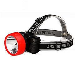 YAGE Fejlámpák LED Lumen 2 Mód LED Egyéb Újratölthető Kompakt méret Sürgősségi Tompítható Kempingezés/Túrázás/Barlangászat Mindennapokra