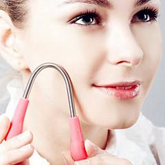 1st ansiktshår remover ansikte kroppshår remover våren epilator epistick för kvinnor (19cm)