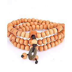 preiswerte Armbänder-Herrn Strang-Armbänder Wickelarmbänder - Natur, Modisch Armbänder Gelb Für Besondere Anlässe Geschenk Sport