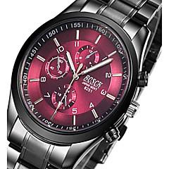 voordelige Horloges voor stellen-Heren Voor Stel Polshorloge Armbandhorloge Militair horloge Dress horloge Modieus horloge Sporthorloge Vrijetijdshorloge Kwarts
