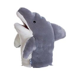 preiswerte -Marionetten Handpuppe Spielzeuge Shark Niedlich lieblich Plüsch Kind Stücke