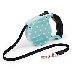 5M Retractable Dog Leash lead Pets Cats Puppy Leash Lead Automatic Retractable Dog Collars Walking Lead for Small and Medium Pet