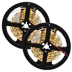 olcso -80 W LED-es szalagfények 7650-7750 lm DC12 V 10 m 300 led Meleg fehér Fehér