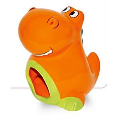 voordelige Kleine dieren accessoires-Knaagdieren Hamster Keramiek Bedden Oranje Geel Groen Blauw