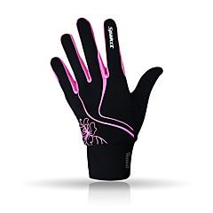 SPAKCT Rękawiczki sportowe Rękawiczki sportowe Rękawiczki rowerowe Rękawiczki dotykowe Keep Warm Zdatny do noszenia Skidproof Redukuje