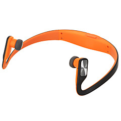 お買い得  ヘッドセット、ヘッドホン-Cwxuan ワイヤレス ヘッドホン プラスチック スポーツ&フィットネス イヤホン ボリュームコントロール付き / マイク付き / ノイズアイソレーション ヘッドセット