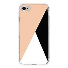 Caso para iphone 7 mais iphone 6 padrão geométrico soft shell para iphone 7 iphone 6s mais iphone 6s iphone 5s 5 se