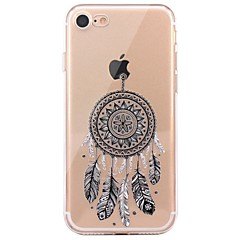 Case For IPhone 7 6 Dream Catcher TPU Soft Ultra-thin Back Cover Case Cover iPhone 7 PLUS 6 6s Plus SE 5s 5 5C 4S 4
