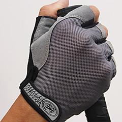 Χαμηλού Κόστους Γάντια Ποδηλασίας-Γάντια για Δραστηριότητες/ Αθλήματα Γιούνισεξ Γάντια ποδηλασίας Άνοιξη Καλοκαίρι Γάντια ποδηλασίας Φοριέται Αναπνέει Προστατευτικό Anti