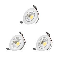 billige Indendørsbelysning-9W 1 lysdioder Dæmpbar LED nedlys 110-220V Garage / carport / Opbevaringsrum / bryggers / Entré / trapper