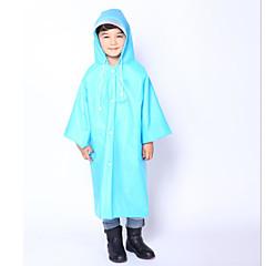 Regenjas Nylon Allemaal Alle seizoenenWaterdicht Geurvrij Windbestendig Opvouwbaar Waterbestendig Reflecterend Reflecterende Strip