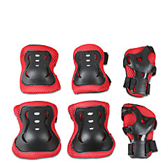 abordables Protecciones para Deporte-Niños Equipo de protección Rodilleras, coderas y muñequeras para Patinaje sobre hielo Hoverboard Patines en Línea Skateboarding
