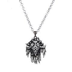 preiswerte Halsketten-Herrn / Damen Anhängerketten  -  Tier Personalisiert, Luxus, Geometrisch Silber, Bronze Modische Halsketten Für Geburtstag, Training, Herzliche Glückwünsche