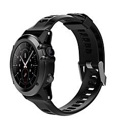 abordables Tech & Gadgets-H1 Reloj elegante Android 3G Bluetooth 4.0 GPS Deportes Impermeable Monitor de Pulso Cardiaco Pantalla Táctil Podómetro Recordatorio de Llamadas Seguimiento de Actividad Seguimiento del Sueño / 5 MP
