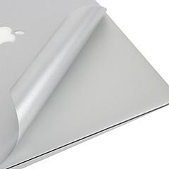 1 parça Yüksek Tanımlama Çizilmeye Dayanıklı Jednolity kolor Şeffaf Plastik Vucüt Stickerları Yüksek Tanımlama (HD) Için MacBook Pro 13 ''
