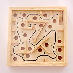 abordables Juegos de Mesa-Juegos de Mesa Juguetes Cuadrado De madera Piezas Unisex Regalo