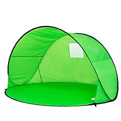 2 Personas Tienda Solo Carpa para camping Una Habitación Tienda de playa Resistente a los UV Resistente a la lluvia A prueba de polvo para