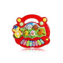 Zabawki muzyczne Instrumenty zabawek Zabawki Pianino Tworzywa sztuczne 1 Sztuk Dla obu płci Prezent