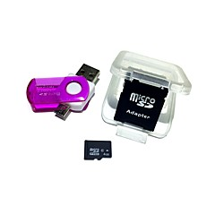voordelige Micro SD-kaart-Ants 4GB Micro SD Card TF Card geheugenkaart Class6 AntW3-4