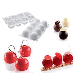 tanie -Narzędzia do pieczenia żel krzemionkowy Narzędzie do pieczenia Do użytku codziennego Formy Ciasta