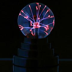 お買い得  LED アイデアライト-魔法のプラズマボールキッズルームパーティーデコレーション静電球ライトギフトライトニングクリスタルルミナリアタッチプラズマボールランプ静電球ライト