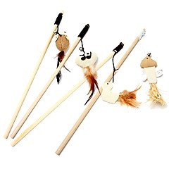 Jucărie Pisică Jucării Animale Reclame Portabil Funie Dovleac Mouse Pești Material Textil Pentru animale de companie