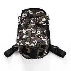 Kat Hond Dragers & Reistassen voorzijde Backpack Dog Pack Huisdieren Dragers Verstelbaar/Uitschuifbaar draagbaar Ademend Vouwbaar Zacht