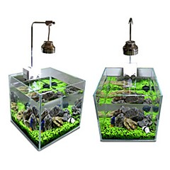tanie -Dekoracja Aquarium Roślina wodna Nietoksyczne i bez smaku Drewniany
