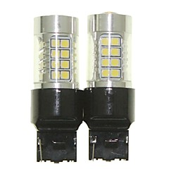 ieftine -SENCART 2pcs T20(7440,7443) Mașină Becuri 36W W SMD 3030 1500-1800lm lm Becuri LED Lumini exterioare