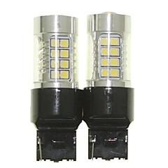 voordelige -SENCART T20 (7440,7443) Automatisch Lampen 36 W SMD 3030 1500-1800 lm LED-Lampen Exterieur Lights
