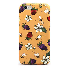 Etui til iPhone 7 6 frukt tpu mykt ultra tynt bakdeksel case cover iphone 7 pluss 6 6s pluss se 5s 5 5c 4s 4