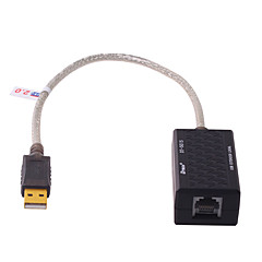 DTech USB 2.0 Extension Cable USB 2.0 to RJ45 Extension Cable Male - Female