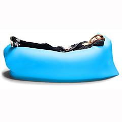 voordelige Kampeerbeddengoed-21Grams Slaapzak Opblaasbare stoel Warmte-Isolatie VochtBestendig Snelheid waterdicht Ultra-Violetbestendig Regenbestendig Stofbestendig