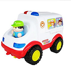 Zabawy w odgrywanie ról Zabawka nakręcana Zabawkowe samochody Karetka Zabawki Ciężarówka Zabawki Tworzywa sztuczne Sztuk Nie określony