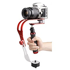 abordables Trípodes, Monopiés y Accesorios-Aleación de Aluminio Secciones Sony Canon Cardán