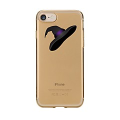 Hoesje voor iphone 7 6 halloween tpu zachte ultra dunne achterhoes hoesje iphone 7 plus 6 6s plus se 5s 5 5c 4s 4