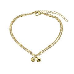 preiswerte Armbänder-Damen Ketten- & Glieder-Armbänder - Grundlegend Armbänder Gold Für Normal