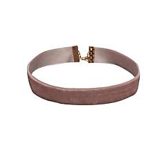 preiswerte Halsketten-Damen Halsketten - Modisch Rot, Rosa, Leicht Grün Modische Halsketten Für Alltag, Normal, Strasse