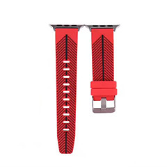 For iWatch Apple Watch 3 Strap Series 2 1 Silicone Sports Fitness Band Replacement 38mm 42mm