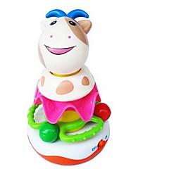 Építőkockák Toy Instruments Játékok Torony Bika Műanyagok Darabok Gyerekek Ajándék