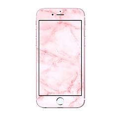 Недорогие Защитные плёнки для экранов iPhone 7 Plus-Защитная плёнка для экрана для Apple iPhone 7 Plus Закаленное стекло 1 ед. Защитная пленка на всё устройство Уровень защиты 9H / Взрывозащищенный / Узор