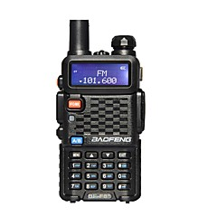 voordelige Walkie Talkie-Baofeng bf-f8 plus bf-f8 mini walkie talkie 5w 136-174mhz 400-520mhz vhf / uhf dual band handheld zendontvanger tweerichtings radio