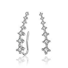Bărbați Pentru femei Cercei Stud La modă stil minimalist Clasic Elegant Argilă Bijuterii Bijuterii PentruNuntă Petrecere Zi de Naștere