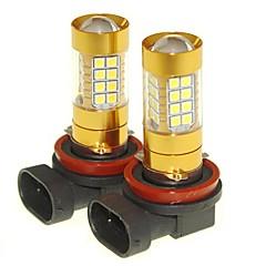 Недорогие Противотуманные фары-SENCART PGJ19-2 Автомобиль Лампы 36W W SMD 3030 1500-1800lm lm Светодиодные лампы Противотуманные фары