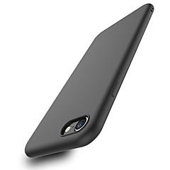 Kotelo iphone 7: lle ja iphone 7: lle kattaa iskuja kestävällä himmeällä takakannella vankka värikotelo pehmeä tpu apple iphone 7 plus
